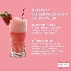 Kinky Strawberry Summer