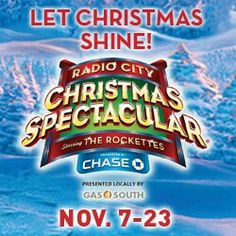 51 best six flags discount tickets images on pinterest six flags radio city christmas spectacular starring the rockettes at the cobb energy performing arts centre 2013 november fandeluxe Image collections