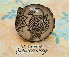 WINNER: Lindsay M! Jewelry to win gift card to Eternal Girl deadline is EST on December Henna Art, Giveaways, Jewelry Art, Coupons, Congratulations, December, Artisan, Awesome, Cards