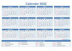 Yearly Calendar Template, Make A Calendar, Calendar Layout, Monthly Planner Printable, School Calendar, Free Printable Calendar, Kids Calendar, 2021 Calendar, Templates Printable Free