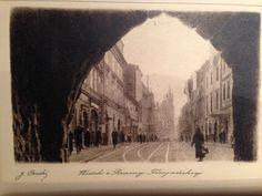 """Krakow 1910 -1920 From """"Miedzioryty Krakowa"""" ❤️❤️❤️❤️"""
