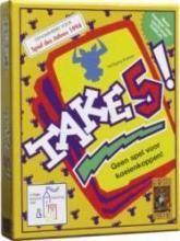 Take 5! | Ontdek jouw perfecte spel! - Gezelschapsspel.info