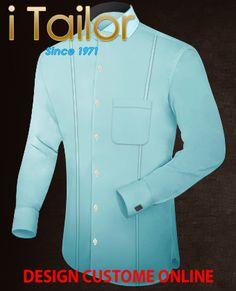 Design Custom Shirt 3D $19.95 costumes pas cher Click http://itailor.fr/suit-product/costumes-pas-cher_it55370-1.html