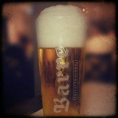Barre Pils. One of m