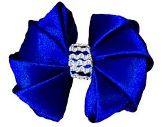 Available in an assortment of colours. Bow Hair Clips, Hair Barrettes, Blue Bow, Stunningly Beautiful, Brooches, Satin, Bows, Colours, Accessories