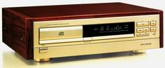 DENON DCD-3500RG (1989) Audiophile, Desk Lamp, Theater, Goodies, Technology, Top, Vintage, Sweet Like Candy, Treats