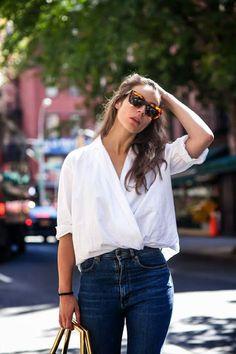 The White Shirt | Cuidar de tu belleza es facilisimo.com