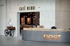 """Nestlé ouvre ses portes en Suisse avec """"nest"""" par Tinker imagineers - Journal du Design"""