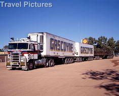 KENWORTH in Western Australia