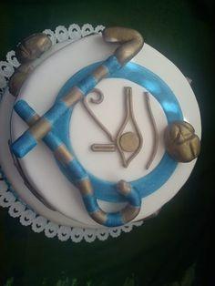Egyptian Birthday Cake Ideas cakepins.com