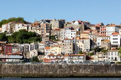 #Porto #Cityscape – picture taken from a #boat on the #river #Douro. http://www.patrickjoest.com/portfolio/landscapes/porto-cityscape