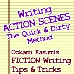 Writing ACTION Scenes by *OokamiKasumi on deviantART