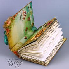 Tati Scrap Notebook  4