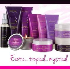 Body by Passion Parties Spa line in Mangosteen...exotic to say the least ;) www.playtimediva.com, playtimediva@gmail.com *Put some Passion in your Playtime*