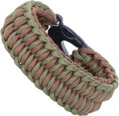 Teton paracord bracelet, 20ft. Alternative to the standard Cobra braid. http://casanovasadventures.com