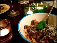 ANNINA IN TALLINNA: Seenspagetid