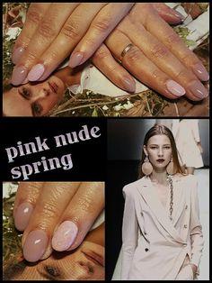 #pink #nude #spring #didierlab #no36 #no43