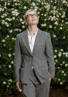 Taurus Woman, Cate Blanchett, Suits, Office Outfits, Beauty Queens, Giorgio Armani, Nice Dresses, Looks Great, Dress Up