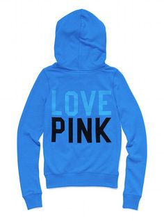 Signature Zip Hoodie - Victoria's Secret Pink® - Victoria's Secret