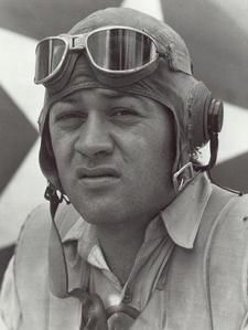 the life and military career of us air force pilot charles chuck e yeager Later for his military achievements his career began in  chuck yeager pilot  general charles e yeager, united states air force.