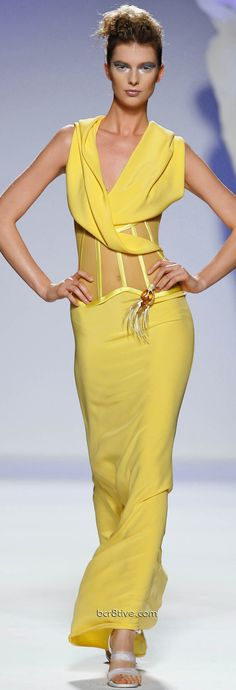 Gattinoni Spring Summer 2009 Couture