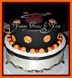 Grooms Cake (Miami Heat)