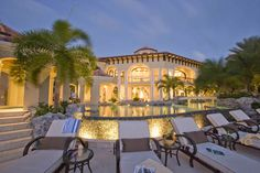 Unbelievable private island estate in Turks and Caicos
