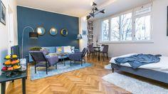 Byt ve funkcionalistickém domě na Vinohradech se uchází o cenu Interiér roku