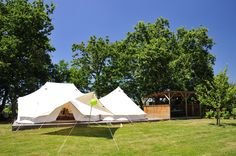Luxury Camping in the South of France