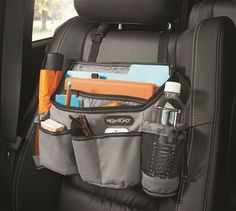 It's official! We're geared up for the launch of our new gray line of car organizers - and just in time for National Get Organized Month! Have a look, at www.highroadorganizers.com