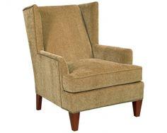 90390 in by Broyhill Furniture in Elizabethton, TN - Lauren Chair (Brass Nailhead). Broyhill Furniture, Solid Wood Furniture, New Furniture, Living Room Furniture, Affordable Furniture, Nailhead Trim, Living Room Sets, Love Seat, Armchair