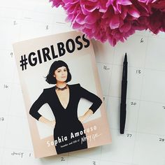 Girl Boss: Sophia Amoruso - 5 BOOKS EVERY BLNDN BABE NEEDS ON HER BOOKSHELF