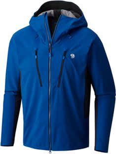 b6f0261cfe9a4 Mountain Hardwear Men s Touren Hooded Jacket Mountain Hardwear