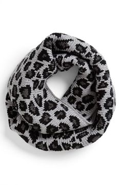 Leopard Infinity Scarf | Nordstrom Half-Yearly Sale