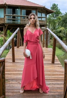 A-Line V Neck Long Prom Dress ,prom dress,prom dress – formalgowns Bridesmaid Dresses, Prom Dresses, Dress Prom, Lauren, Dress For You, Perfect Fit, Wrap Dress, Fashion Dresses, V Neck
