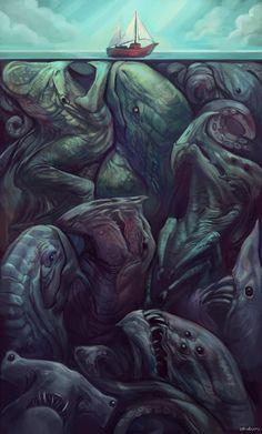 Что таит в себе океан