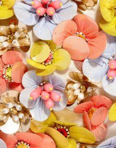 цветы для сумки