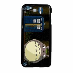 Tradis Doctor Who Totoro 2 Ipod Touch 5 Case