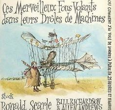 The magnificent Men in their flying machines Roland Searle