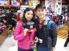 【大阪店】2014.12.06 中国から観光でセレクションに寄って下さいました!!楽しそうにお買い物してくださっていたのが本当に嬉しかったです!!また日本に来たら遊びに来てくださいね!