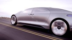 Mercedes-Benz TV: World premiere of the Mercedes-Benz F 015 Luxury in Motion research vehicle.