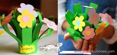 Anneler günü için çiçek buketi:)))) - Önce Okul Öncesi Ekibi Forum Sitesi - Biz Bu İşi Biliyoruz