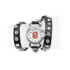 Ohio State Buckeyes Wrap Watch - Black