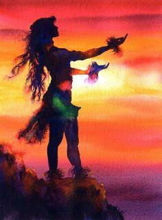 hawaiian tattoos for couples Hawaiian Girls, Hawaiian Dancers, Hawaiian Art, Hawaiian Tattoo, Hawaiian Phrases, Dancer Tattoo, Tattoo Band, Hawaiian Goddess, Polynesian Dance