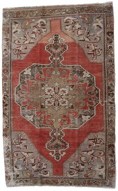 Persian Area Rugs From Woven In Vintage