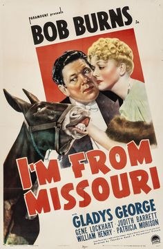 Paramount Movies, Paramount Pictures, Bob Burns, The Bowery Boys, Top Comedies, Hooray For Hollywood, Original Movie Posters, Comedy Films, Poster