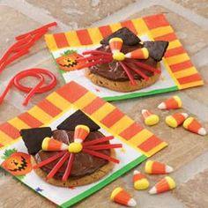 Halloween Cat Cookies Recipe