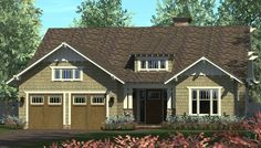 2519 sq. ft. - 4 BR/2.5 BA - House Plans | Designer Favorites | Living Concepts House Plans