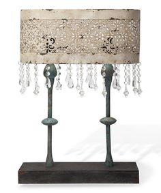 Another great find on #zulily! Le Seine Table Lamp by Foreside #zulilyfinds