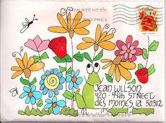 pushing the envelopes: July 2013